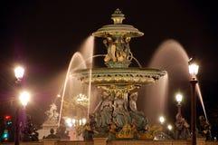 Paris, place de la Concorde Stock Image