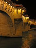 Paris, Pont Neuf bridge Royalty Free Stock Photos