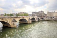 paris Pont royal Images libres de droits