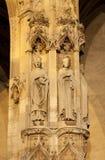 Paris - portal from Saint Germain-l'Auxerrois Royalty Free Stock Photos