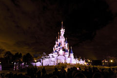 Paris Princess's Castle Stock Photography
