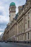 Paris, Quartier-Latein, Ausflug der Fähigkeit des Sorbonne Lizenzfreies Stockbild