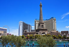 Paris recreated, Las Vegas Stock Photo