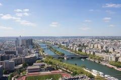 Paris. River Seine in Paris, water Royalty Free Stock Image