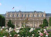 Paris - Royal Palace Stock Images