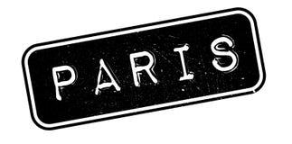 Paris rubber stamp Royalty Free Stock Photos