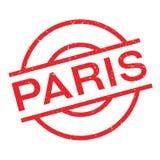 Paris rubber stamp Stock Images