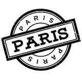 Paris rubber stamp Stock Photos
