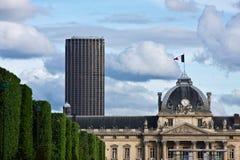 Parisian Landmarks Royalty Free Stock Photo