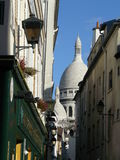 Paris - Sacre Coeur Stockbild