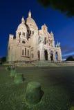 Paris - Sacre coeur Basilica Royalty Free Stock Images