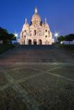 Paris - Sacre coeur Basilica Royalty Free Stock Image