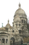 Paris - Sacred Heart Basilica Royalty Free Stock Photos
