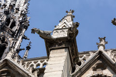 Paris -  the Saint Chapelle Stock Photos