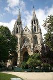 Paris - Saint Clotilde church Royalty Free Stock Image