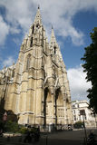 Paris - Saint Denis church Royalty Free Stock Photo