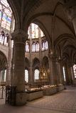 Paris - Saint Denis gothic church Stock Images