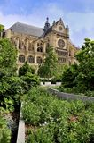 Paris - Saint Eustache Church Stock Image