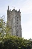 Paris,Saint-Jaques Tower in Paris Royalty Free Stock Image