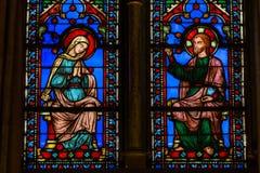 Paris - Sainte Chapelle Royalty Free Stock Images
