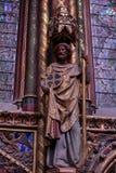 Paris - Sainte Chapelle Royalty Free Stock Photography