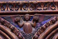 Paris - Sainte Chapelle Royalty Free Stock Image