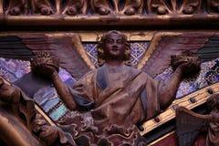 Paris - Sainte Chapelle Stock Photo