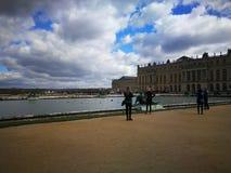 Paris Schloss Versalhes imagens de stock royalty free
