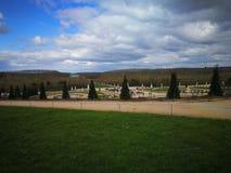 Paris Schloss Versalhes imagem de stock royalty free
