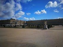 Paris Schloss Versalhes imagens de stock