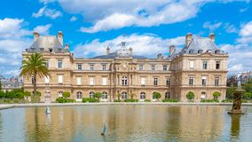 Paris, the Senat royalty free stock photography