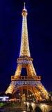PARIS - 18. SEPTEMBER: Helle Leistungs-Show am 18. September, 20 Lizenzfreie Stockfotografie
