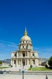 Paris - SEPTEMBER 15, 2012: Les Invalides House on September 15 Royalty Free Stock Image