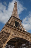 Paris sightseeing Eiffel Tower Stock Photo