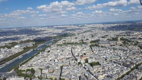 Paris Sightseeing Royalty Free Stock Photography
