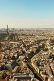Paris skyline, France. Stock Photos