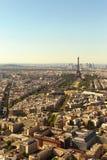 Paris skyline, France. Royalty Free Stock Photo