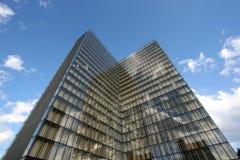 Paris skyscraper stock photography