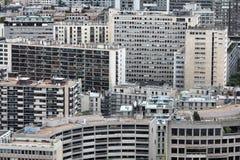 Paris skyscrapers Stock Photo