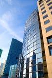 paris skyskrapor Arkivbild