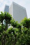 paris skyskrapor arkivbilder