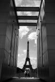 paris sommar Fotografering för Bildbyråer