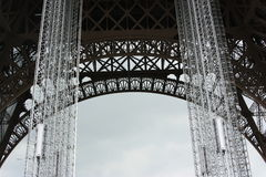 Paris-Sonderkommando Stockfotos