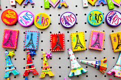 Paris souvenir Stock Photography