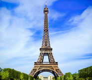 Paris spring Stock Image