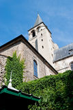 Paris, St Germain des Prés Church Royalty Free Stock Photos