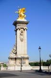 Paris, statues Royalty Free Stock Image