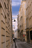 paris street Στοκ φωτογραφία με δικαίωμα ελεύθερης χρήσης