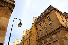 Paris street Royalty Free Stock Photography