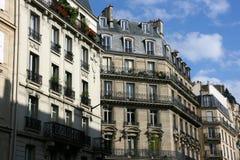 Paris street Stock Photo